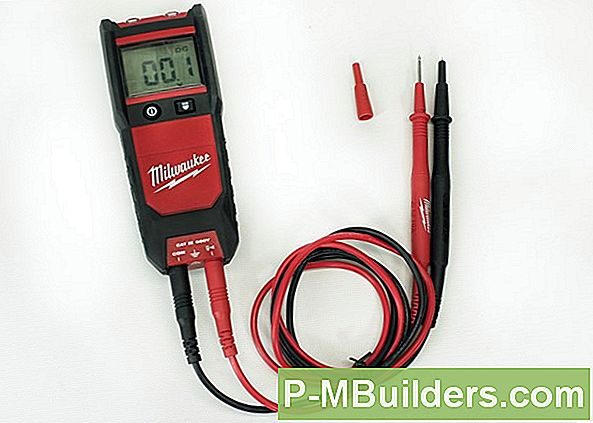 Kontinuitet Tester Vs Voltage Tester