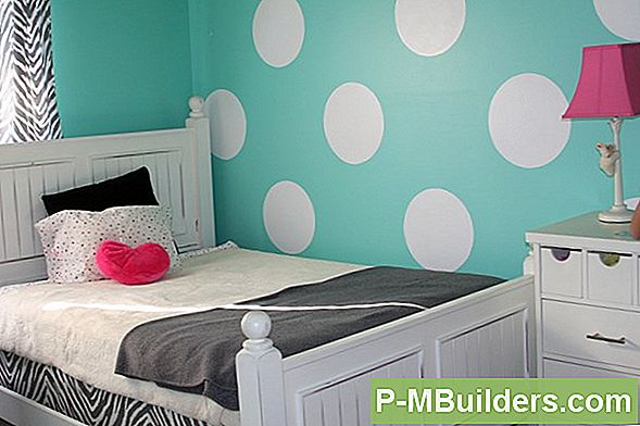 Schilderij Polka Dots Room By Room