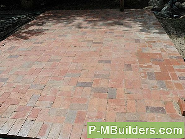Pavers 5 Installeren - Frame Borders En Lay Sand Bed