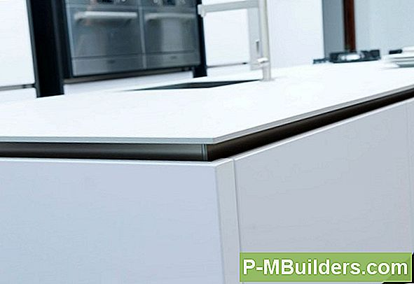 Installera En Kakel Counter Top
