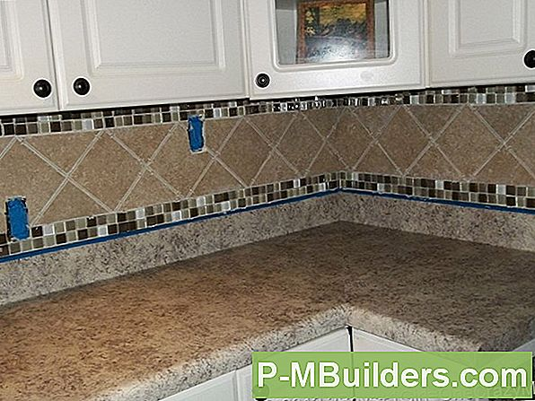 Tile A Kitchen Counter