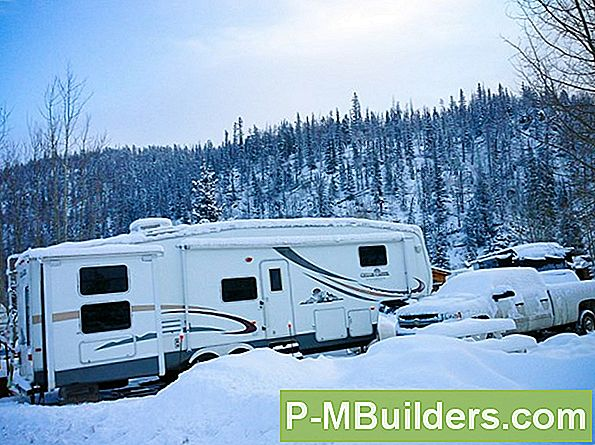 Rving In Winter Wonderland