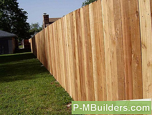 Western Red Cedar Fences