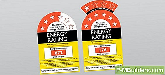 Energy Star Efficiency Information