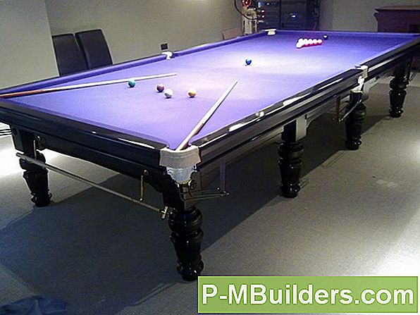 Tables Snooker