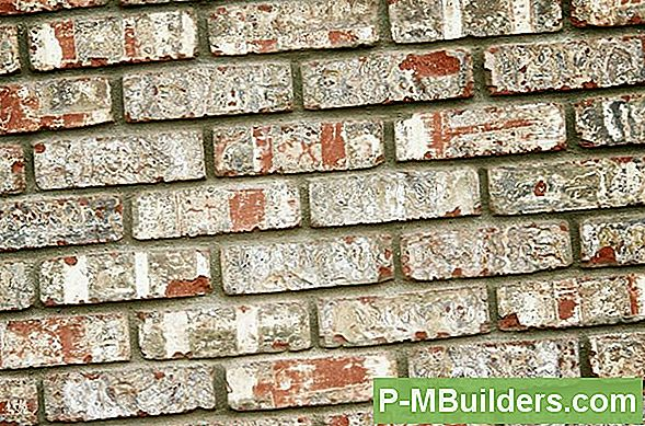 Faux Finishing - Bricking
