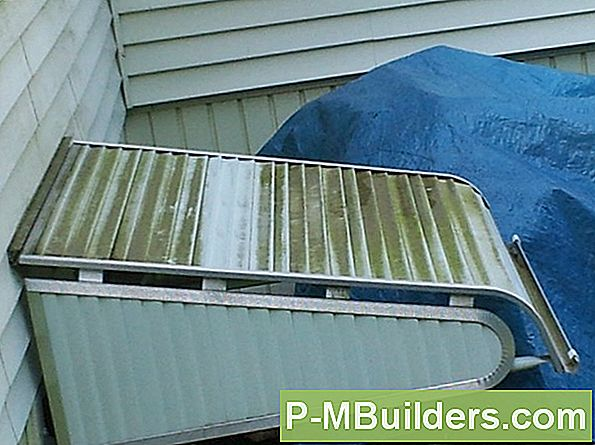 Aluminium Siding Clean-Up