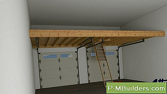 Overhead-Garage Storage-Optionen