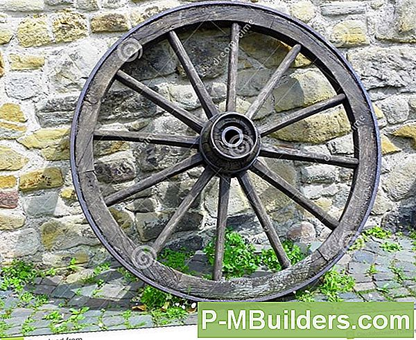 How To Make A Wagon Wheel Kronleuchter