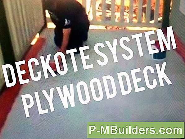 How To Refinish Wooden Deck Bänke