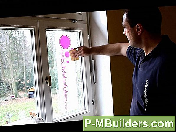 How To Remove Fensteraufkleber
