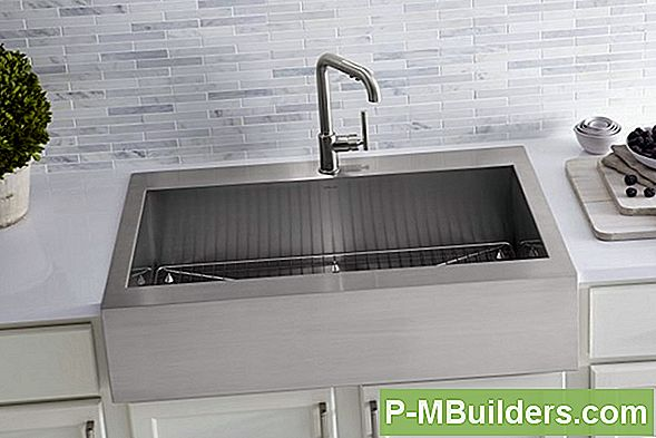 Installera En Undermount Sink