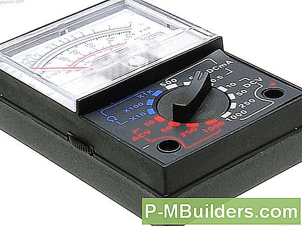 Multimeter Basisprincipes