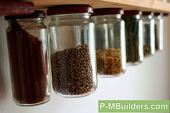 Diy A Magnetic Spice Rack