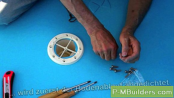 How To Remove Pool Abfluss Frostschutzmittel