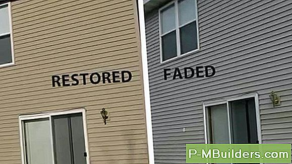 Hot Ämnen: Paint Vinyl Siding A Darker Color