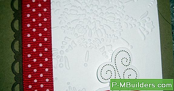3 Embossing Crafts To Make For Christmas