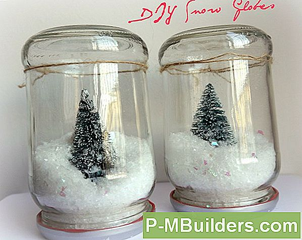 Diy A Mini Holiday Dome Display